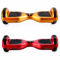 Skate Elétrico Hoverboard Smart Balance C/bateria Samsung