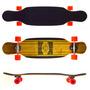 Skate Longboard Dancing Truck Invertido 180 Abec 11 Rodas 83