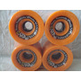 Roda Para Skate Long Board Sector Nine 72 Mm 82 A Dureza