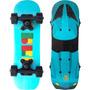 Mini Skate Infantil Fun 40kg Maple Bel Sports Carro 414000