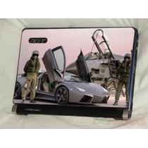Acer One Lamborghini Skin Para Netbook 10 Polegadas