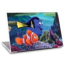 Skin Adesivo Notebook Procurando Nemo Desenho Tv Skdi2120