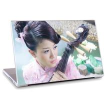 Skin Adesivo Notebook Perfume Banda Pop Japão Dj Skdi3069