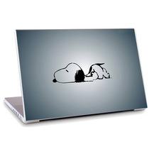 Skin Adesivo Notebook Desenho Tv Snoopy Serie Skdi0100