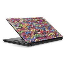 Sony Vaio Skin Adesivo Pelicula Fit 15e - Action Packed
