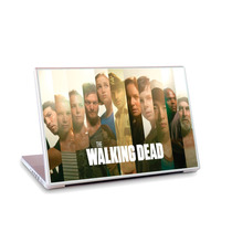 Adesivo Skin Notebook The Walking Dead 10