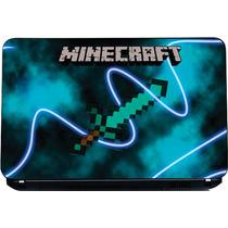 Adesivo Notebook Personalizado Minecraft - Game