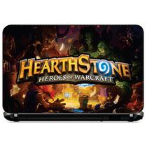 Adesivo Notebook Personalizado Game Hearthstone