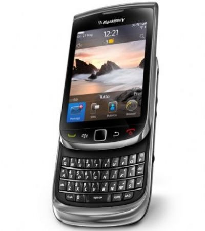 Smartphone Blackberry Torch 9800 5mpx Wifi Gps 3g Desbloq.
