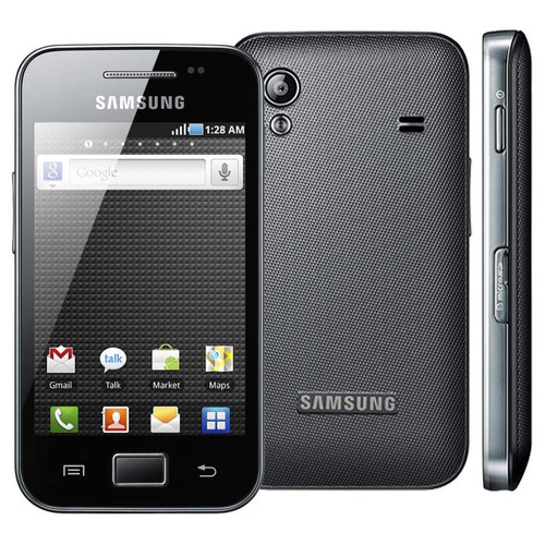 Smartphone Samsung Galaxy Ace S5830 800mhz Wi-fi - Novo