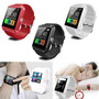Relogio Bluetooth Smartwatch U8 Android Nokia Samsung S6
