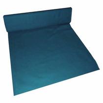 Pano Tecido Para Mesa De Sinuca 2,20x1,20m Azul Bilhar 6906
