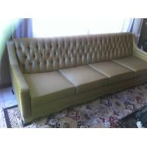 Antigo Conjunto De Estofado Captonê /sofás.
