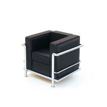 Miniatura Poltrona Lc3 - Escala 1:12 Designer: Le Corbusier