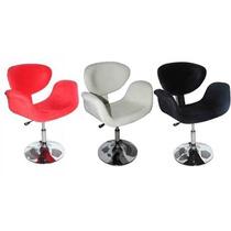 Tulipa Lindíssima Cadeira Poltrona Decorativa Nf + Garantia!