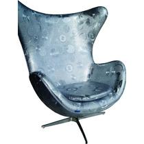 Poltrona Egg 3d Decor Design Cadeira Exclusivo