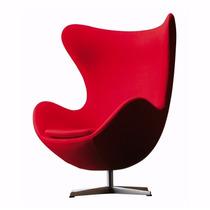 Cadeira Poltrona Giratória Egg Decorativa - Promoção