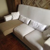 Sofa Cama Chaise Usado