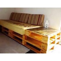 Sofa Feito De Pallet Novos