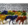 20 Cavalos Coloridos Tamanho Gulliver Escala Forte Apache