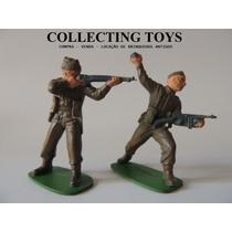 Soldados Britanicos - 2ª Guerra Mundial - 1:32 (as 53)