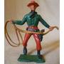 Brq - Cowboy C/ Laço 6cm Starluxx Anos 70 Pintado A Mão