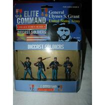 = Soldadinhos Chumbo = União Yankes General Ulysses S. Grant