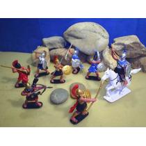 Alexandre, O Grande Bmc Brinqtoys Soldadinhos Miniaturas