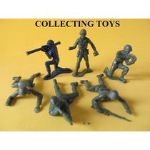 Lote De Soldadinhos Gulliver - Contém 6 Soldados - (fg 10)