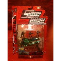 Starship Troopers Hopper Bug Vs Johnny Rico, Corporal, Troop