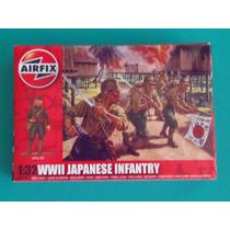 7 Soldadinhos Airfix Japanese Infantry A02710 Gulliver