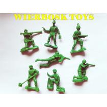 Lote 7 Soldadinhos De Plastico Disney Pixar Toy Story