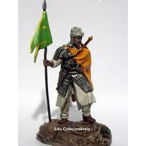 Miniatura Soldado Guerreiro De Chumbo
