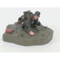 Soldado De Chumbo Agachados Segunda Guerra Mundial Batalha