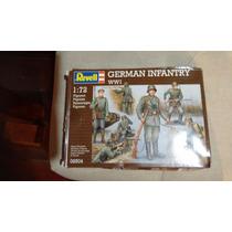 Miniaturas Revell Germany Infantry Wwi 1:72 Wwi 50 Personage
