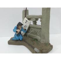 Miniatura Guerreiro Chines Chumbo