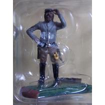 Miniatura Guerreiro Soldado De Chumbo