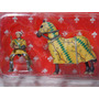 Miniatura Cavaleiro Da Idade Média Chumbo Pintado A Mão
