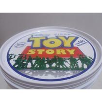 Soldadinhos Filme Toy Story Balde De Soldados
