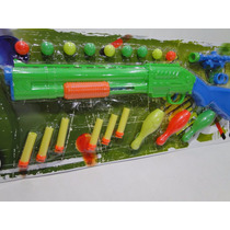 Mira Bem Na Mosca Rifle Bola Dardo Shotgun Cosplay Sword