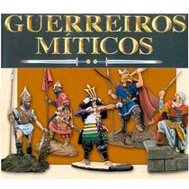 Miniatura Guerreiros Míticos Soldado Chumbo Revista Escolher