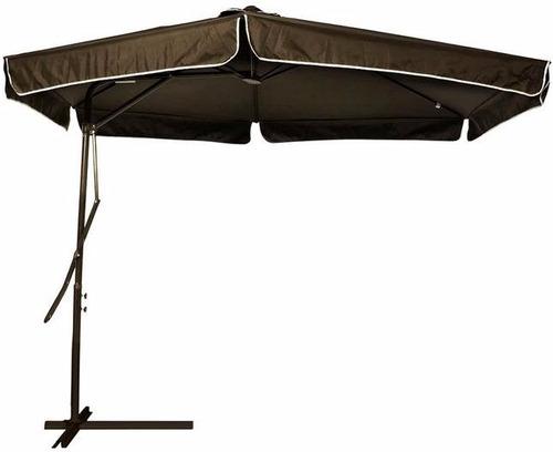mesa jardim ombrelone:Sombreiro Guarda Sol Ombrelone Para Jardim , Praia & Piscina – R$ 798