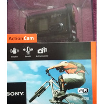 Sony Action Hdr As20 Hdr-as20 Wifi Fullhd Camera 11.9mp