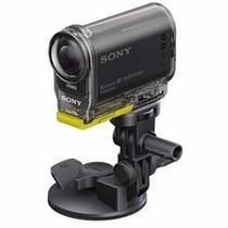 Sony Action Cam Acessório Suporte C/ventosa - Vct Scm1 Preto