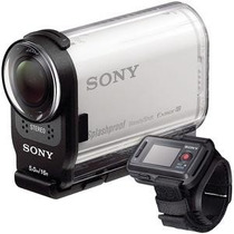 Sony Action-cam Full Hd Hdr-as200vr As200v+32gb C/10+nfe
