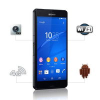 Celular Sony Xperia Z3 Compact Preto Webfones