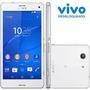 Smartphone Sony Xperia Z3 Compact D5833 Desblo Branco