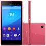 Sony Xperia M4 Aqua Dual E2363 Câmera 13mp Android 5.0 Coral