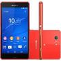 Smartphone Sony Xperia Z3 Compact Laranja 12x S/juros Nf