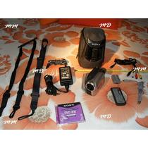 Filmadora Sony Digital Handycan Dcr Dvd653 !! Super Nova !!!
